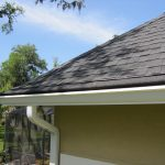 Shingle roof and black roof - Gutters Jacksonville - Gutter Guards Jacksonville - Gutter Cap Florida