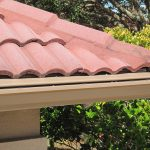 Tile Roof with cap - Gutters Jacksonville - Gutter Guards Jacksonville - Gutter Cap Florida